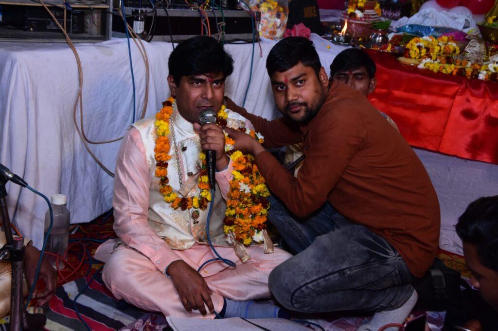 Khatu Shyam Bhajan mandali in Delhi