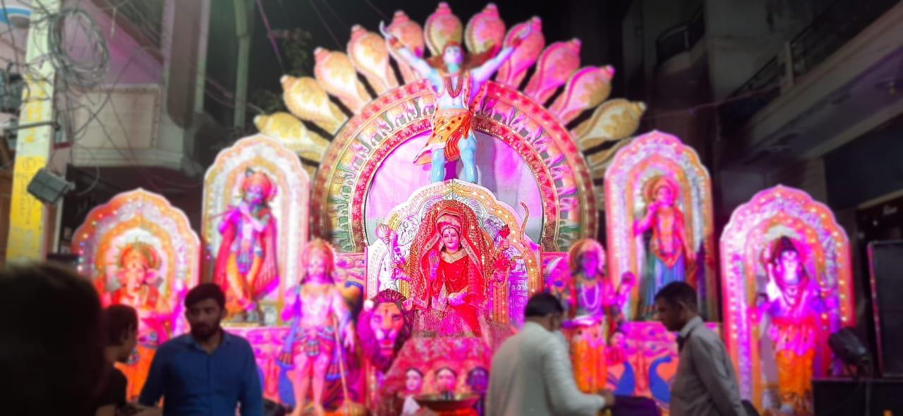 Mata Ka Jagran Party in Delhi